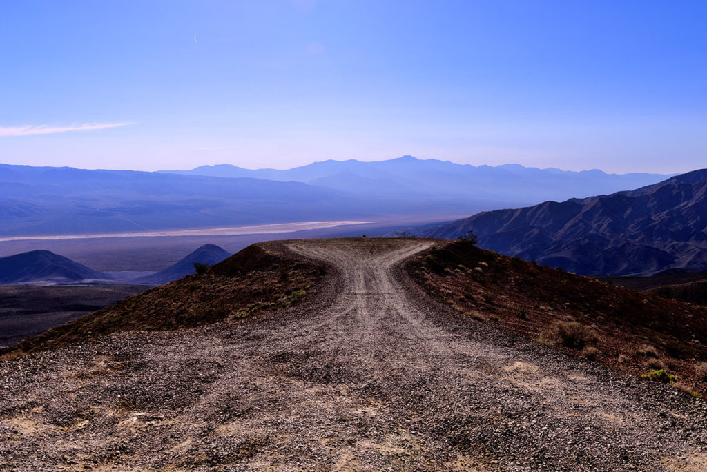 Photo of Rainbow Canyon, Death Valley, by visionbypixels.com