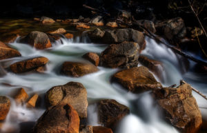 Photo of the Merced River in Yosemite National Park by visionbypixels.com