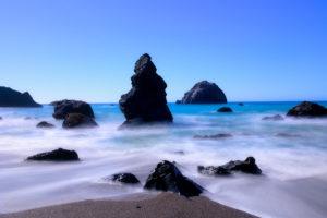 Photo of shore at Bodega Bay, California by visionbypixels.com