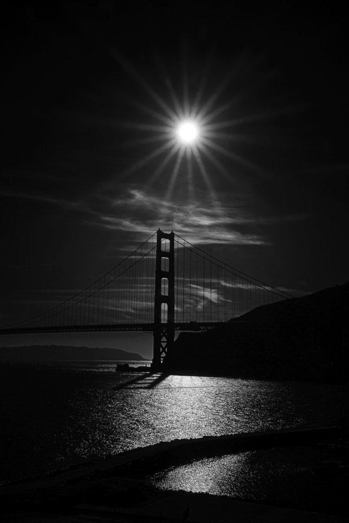 Golden Gate Bridge from Fort Baker I