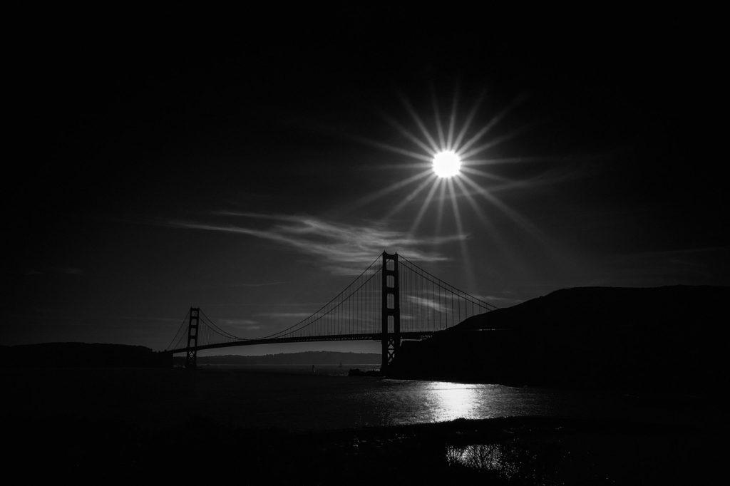 Golden Gate Bridge from Fort Baker II