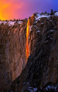 Firefall, Yosemite